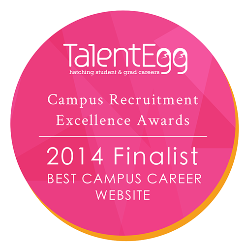 Best Campus Career Website Finalist 2014