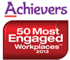 Achievers 50 Most Engaged Workplaces 2013