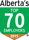 Alberta's Top 70 Employers 2015