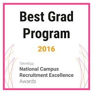 Campus Recruiting Program of the Year 2016
