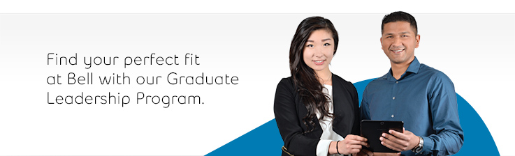 Find your perfect fit with a graduate leadership program banner