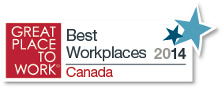 Best Workplaces in Canada 2014