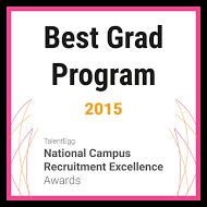 Best Grad Program 2015