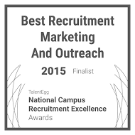 Best Marketing and Outreach Finalist 2015