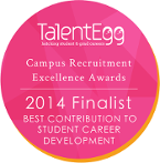 Best Contribution to Student Career Development Finalist 2014