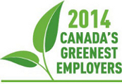 Canada's Greenest Employers 2014