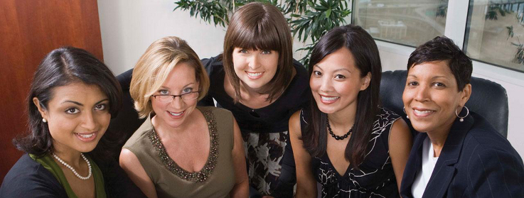 Women at GE Canada