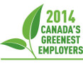 Greenest Employer 2014