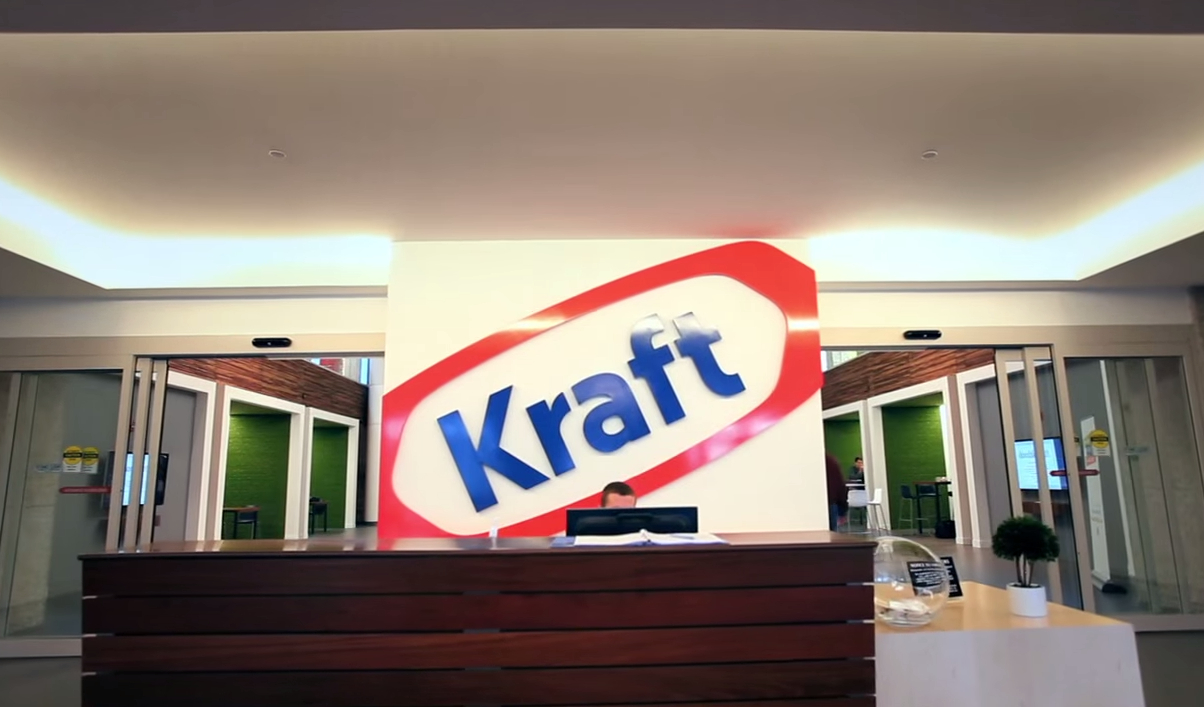 Kraft Office Reception