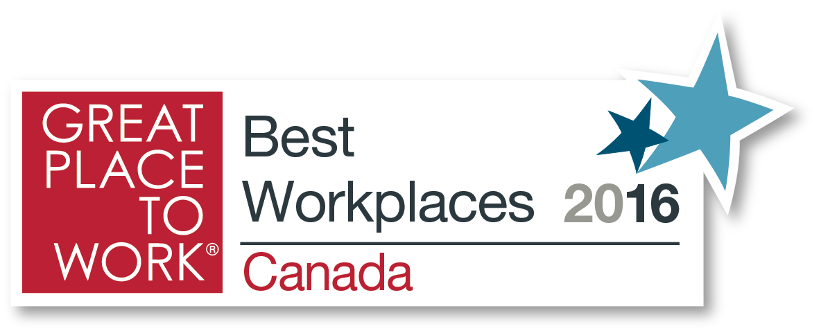 2016 Best Work Place