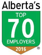 Alberta's Top 70 Employers 2016
