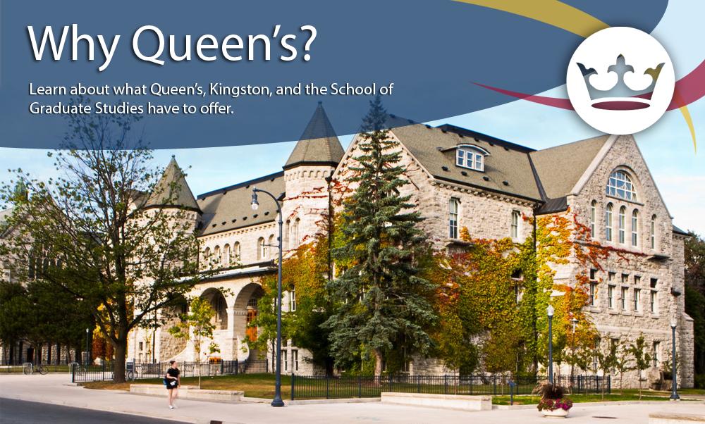Why Queen's?