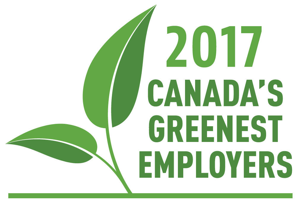 2017 Greenest Employers