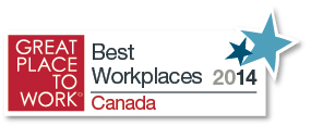 Best workplaces 2014