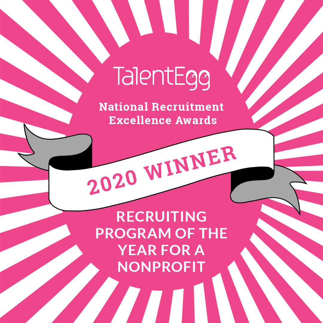 Recruiting Program of the year 2019 Finalist