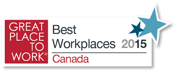 Best Workplaces Canada 2015