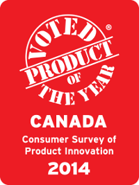Product of the year - Canada 2014