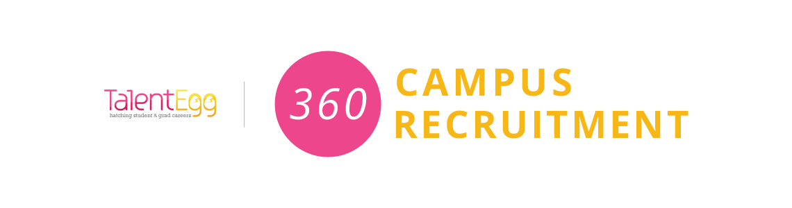 Campus Recruitment 360 by TalentEgg logo