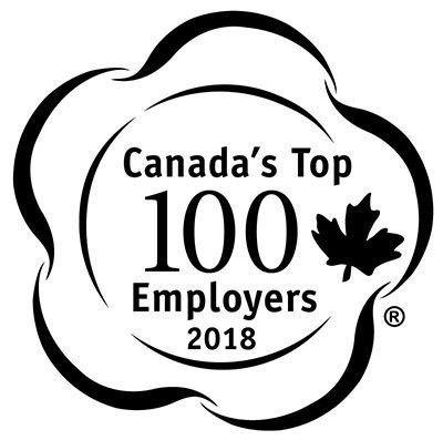 Canada's Top Employers 2018