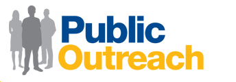 Public Outreach logo