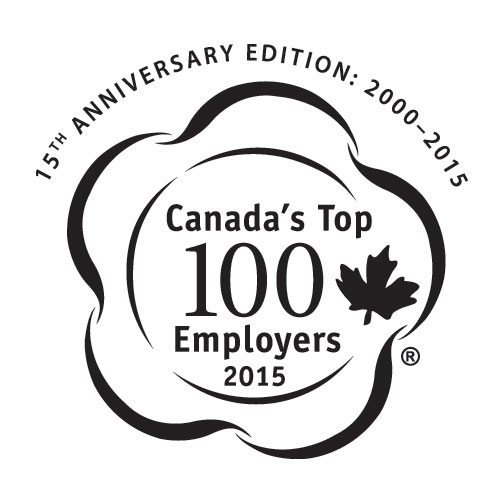 2015 Canada's Top 100 Employers