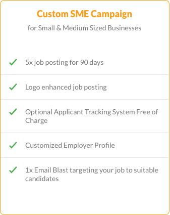 Custom SME Campaign Info