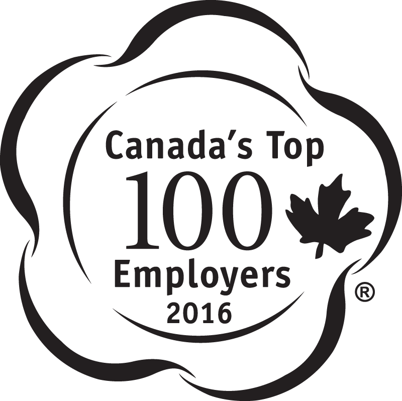 Canada\'s Top 100 Employers 2015