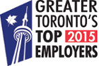 Greater Toronto's Top Employers 2015