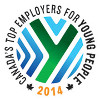 Top Employer Young People 2014